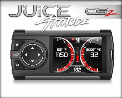 Edge Products - 1999-2003 FORD POWERSTROKE (7.3L) JUICE W/ATTITUDE CS2