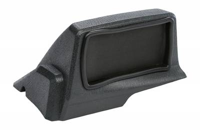 Gauges & Pods - Gauge Pods - Edge Products - 2006-2009 (HD) 2006-2008 (LD) DODGE RAM DASH POD (Comes with CTS and CTS2 adaptors)