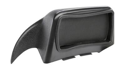 Gauges & Pods - Gauge Pods - Edge Products - 2007-2013 GM TRUCK/SUV BASIC INTERIOR DASH POD (Comes with CTS and CTS2 adaptors)