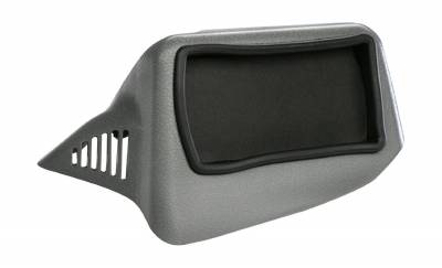 Edge Products - 2007-2013 GM TRUCK/SUV LUXURY INTERIOR DASH POD (Comes with CTS and CTS2 adaptors)
