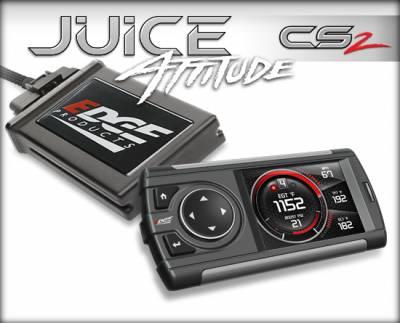 Edge Products - 2007.5-2010 GM DURAMAX (6.6L) JUICE W/ATTITUDE CS2
