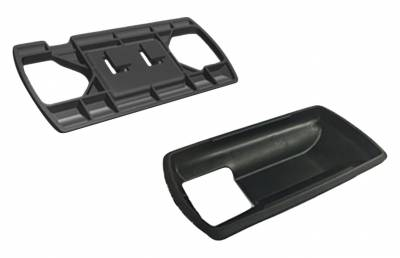 Tuners & Programmers - Accessories - Edge Products - CTS2 POD ADAPTER KIT with CS2 GROMMET (allows CTS2 to be mounted in dash pods)