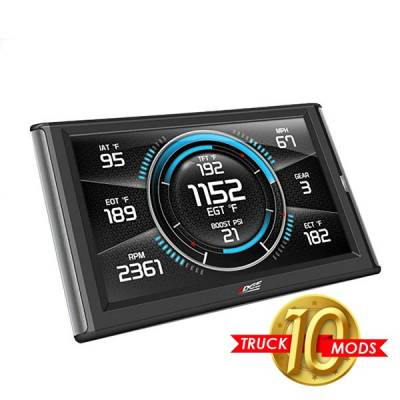 Tuners & Programmers - Tuners / Programmers - Edge Products - INSIGHT CTS2 MONITOR  (1996 & NEWER OBDII ENABLED VEHICLE)
