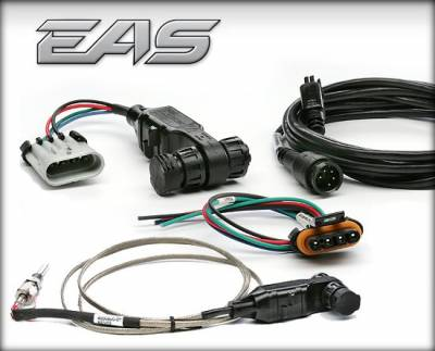 Tuners & Programmers - Accessories - Edge Products - EAS CONTROL KIT (EGT SENSOR & POWER SWITCH) CTS/CTS2
