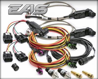 Tuners & Programmers - Accessories - Edge Products - EAS DATA LOGGING KIT (2x EGTs, 2x 0-100 PSI SENSORS, & 2x TEMP SENSORS)
