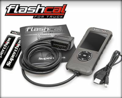 Tuners & Programmers - Tuners / Programmers - Superchips - Ford Flashcal for Truck
