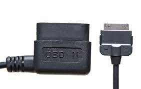 Tuners & Programmers - Accessories - Diablo - NEW STYLE INTUNE I-1000/I-1000-DCX OBD-II CONNECTOR (DATE CODES 02-13 AND LATER)