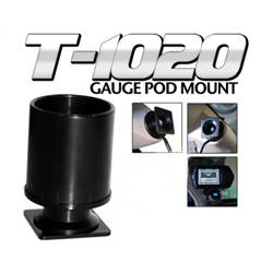 "Diablo - TRINITY 2 1/16TH"" CYLINDRICAL GAUGE POD MOUNTING OPTION - Image 1"