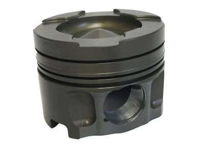CP CARRILLO - 8 cyl Chevy 6.6L Duramax 4.075 Bore - 16.5:1 -.440 Dish (Sold Each) - Image 4