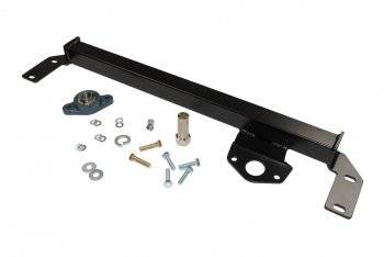 Sinister Diesel - Sinister 2500/3500 Dodge Steering Box Support / Dodge Steering Stabilizer 10-12