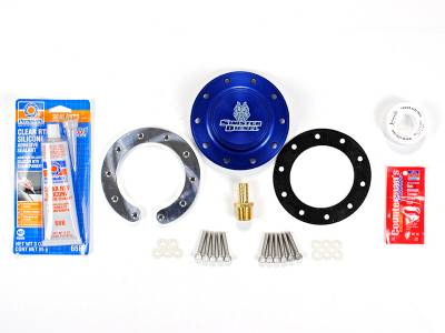 Lift Pumps & Fuel Systems - Fuel Sumps - Sinister Diesel - Sinister Fuel Tank Sump Kit