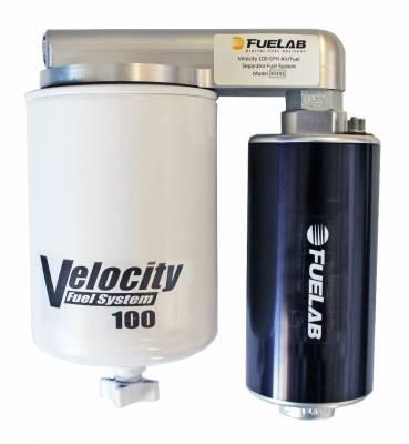 Fuelab - Fuelab Velocity Series 100GPH 18psi Dodge 30301