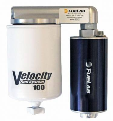 Lift Pumps & Fuel Systems - Lift Pumps - Fuelab - Fuelab Velocity Series 100GPH 8psi Duramax 30302