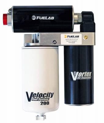 Fuelab - Fuelab Velocity Series 200GPH 18psi Dodge 30303