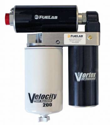 Lift Pumps & Fuel Systems - Lift Pumps - Fuelab - Fuelab Velocity Series 200GPH 8psi Duramax 30304