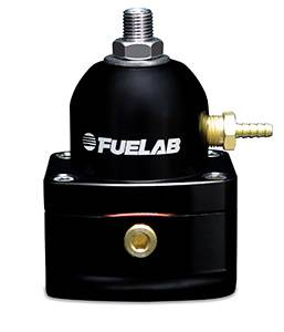 Fuelab - Fuelab Velocity Series Adjustable Bypass Regulator 25-90psi 50103
