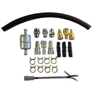 Fuelab - Fuelab Velocity Series Aftermarket Pump 200 Replacement Kit 60302