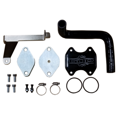 Shop by Category - Emissions Equipment - Gorilla Diesel Performance  - Dodge 2007.5-2009 6.7L EGR/Cooler Kit
