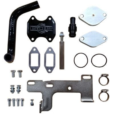Shop by Category - Emissions Equipment - Gorilla Diesel Performance  - Dodge 2009-2012 6.7L EGR/Cooler Kit