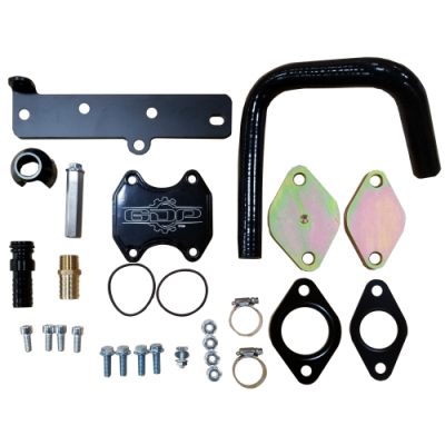 Shop by Category - Emissions Equipment - Gorilla Diesel Performance  - Dodge 2013-2016 6.7L EGR/Cooler Kit