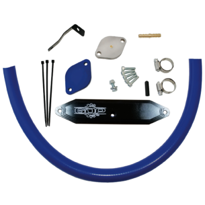 Gorilla Diesel Performance  - Ford 2011-2014 6.7L EGR Kit W/ Factory Pyro