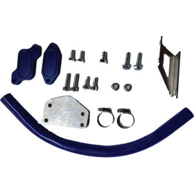 Shop by Category - Emissions Equipment - Gorilla Diesel Performance  - GM 2004.5-2005 LLY EGR Kit