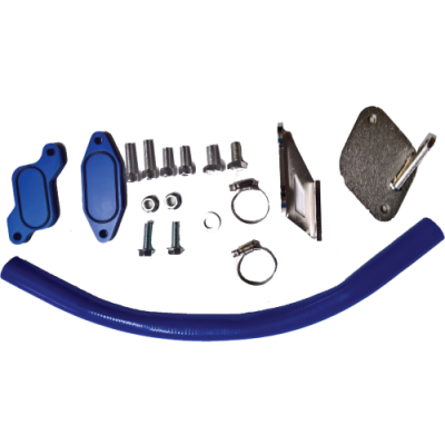 Shop by Category - Emissions Equipment - Gorilla Diesel Performance  - GM 2006-2007.5 LBZ EGR Kit