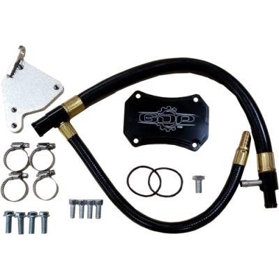 Shop by Category - Emissions Equipment - Gorilla Diesel Performance  - GM 2011-2015 LML EGR Kit
