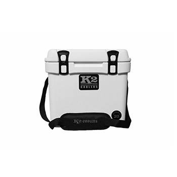 K2 Coolers - Summit 20 Glacier White