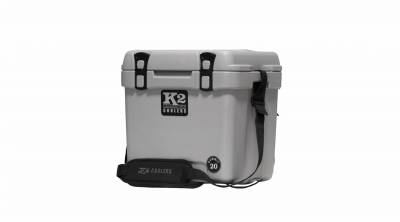 K2 Coolers - Summit 20 Steel Grey