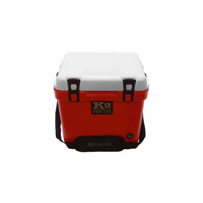 K2 Coolers - Summit 20 Red/White Lid
