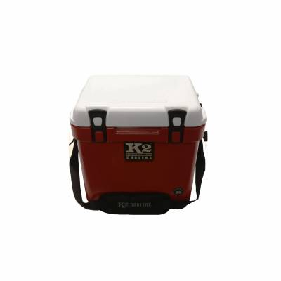 K2 Coolers - Summit 20 Crimson/White Lid