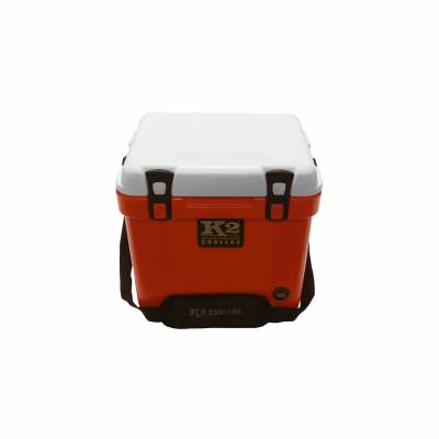 K2 Coolers - Summit 20 Orange/White Lid