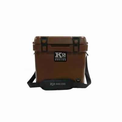 The Outdoors Life - Summit 20 Series Cooler - Summit 20-Ducks Unlimited Mud Brown