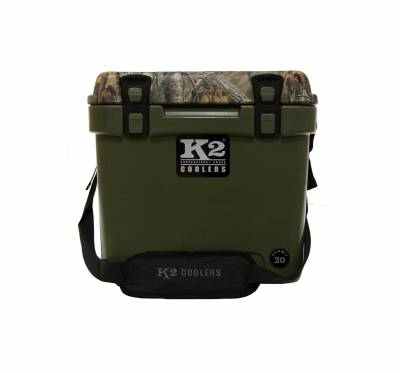 The Outdoors Life - Summit 20 Series Cooler - Summit 20 - Realtree Xtra