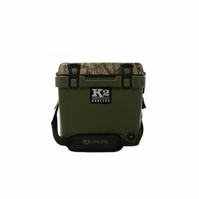 The Outdoors Life - Summit 20 Series Cooler - Summit 20 - Mossy Oak Breakup Country
