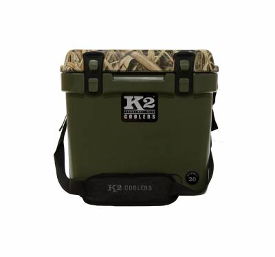 K2 Coolers - Summit 20 - Mossy Oak Shadowgrass Blades