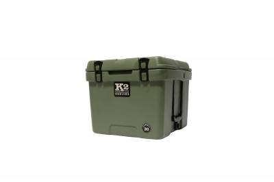 K2 Coolers - Summit 30- Duck Boat Green - Image 3