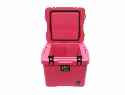 K2 Coolers - Summit 30- Pink - Image 4