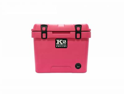 "K2 Coolers - Summit 30- Pink ""Just For Does"" Edition - Image 7"