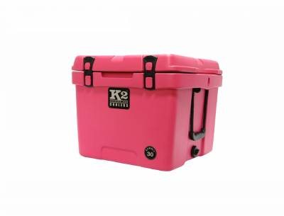 "K2 Coolers - Summit 30- Pink ""Just For Does"" Edition - Image 5"