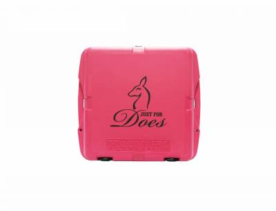 "K2 Coolers - Summit 30- Pink ""Just For Does"" Edition - Image 2"