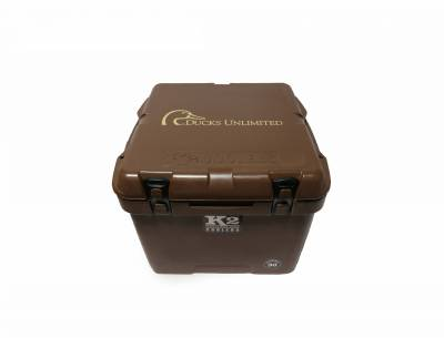 K2 Coolers - Summit 30- Ducks Unlimited Mud Brown - Image 3