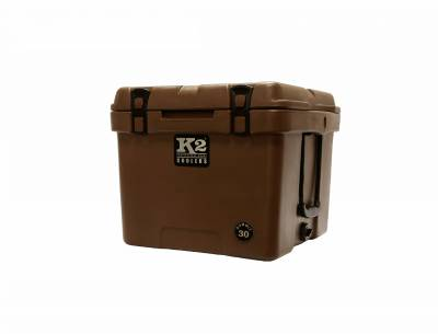 K2 Coolers - Summit 30- Ducks Unlimited Mud Brown - Image 5
