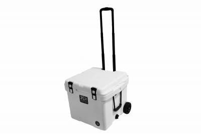 K2 Coolers - Summit 30- Glacier White with Wheels - Image 2