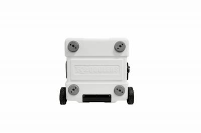 K2 Coolers - Summit 30- Glacier White with Wheels - Image 4