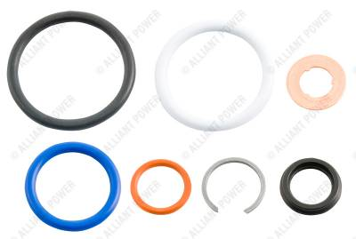 Injectors - Injectors - Alliant Power - 2003-2007 Ford 6.0L INJECTOR SEAL KIT