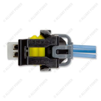 Alliant Power - 1994-2010 Ford 7.3L/6.0L/6.4L Exhaust Back Pressure (EBP) Sensor - 3 Wire Pigtail - Image 6