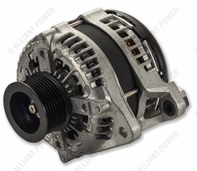 Engine Parts & Performance - Electrical / Glow Plugs - Alliant Power - 2011-2016 Ford 6.7L Alternator (Bottom alternator on dual alternator chassis.)