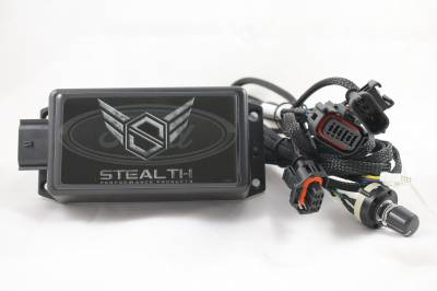 Stealth Modules - Ford Powerstroke 6.7L Diesel Performance Module (2011-2019) - Selectable Module - Switch Included - Image 2